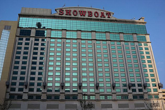 Showboat Casino in Atlantic City