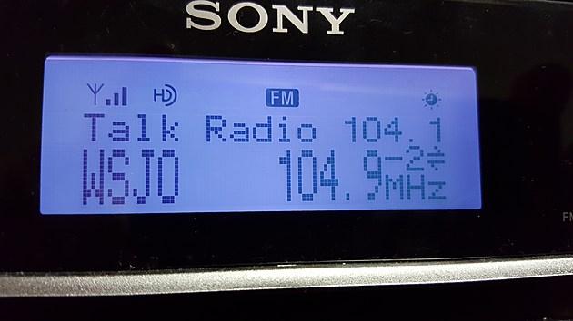 WPG Talk Radio 104.1 on WSJO 104.9 FM-HD 2 / Chris Coleman-Townsquare Media