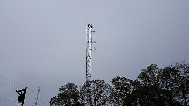 104.1 radio tower in Northfield - Chris Coleman/Townsquare Media