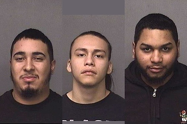 Three arrested for car burglaries in EHT - Photo: Egg Harbor Twp Police Dept