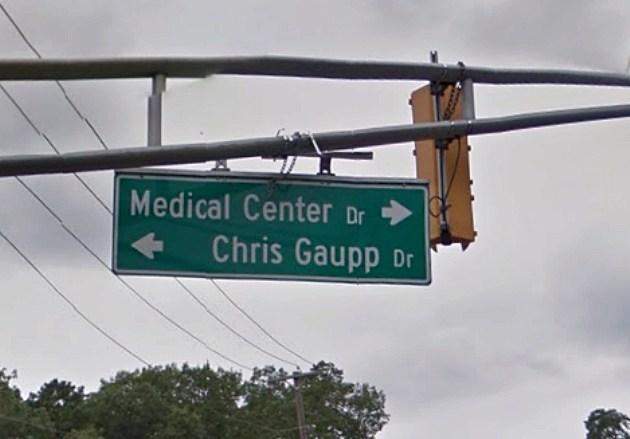 Chris Gaupp Drive - Google Maps