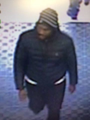 ACPD Burglary Suspect - Photo: Atlantic City Police Department