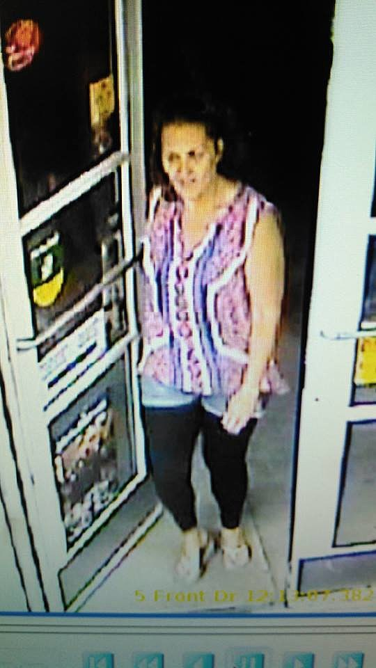 Mays Landing theft suspect - Photo: Hamilton Township Police Department